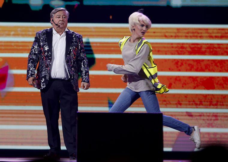FOTO: Las mejores imágenes de la Fiesta de la Canción.