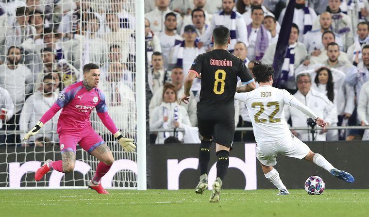 FOTO: Manchester City logró un triunfazo en el Bernabéu.