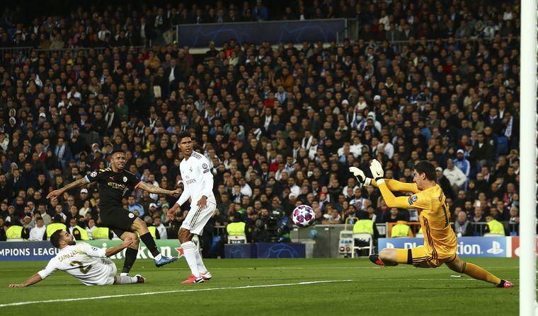FOTO: Real Madrid vs City
