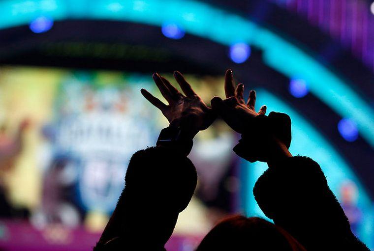 FOTO: Fusión Humor en la cuarta noche de Viña del Mar