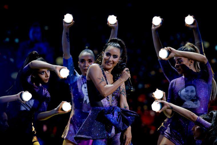 FOTO: Las postales dela última noche del Festival de la Canción.
