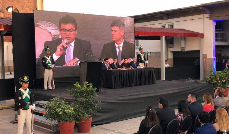 FOTO: Inauguración de sesiones ordinarias del Concejo Deliberante de Córdoba.