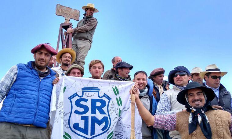 FOTO: La Rural de Jesús María rememoró la expedición sanmartiniana.
