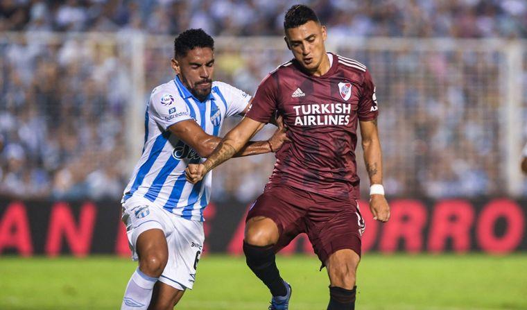 FOTO: River-Atlético Tucumán