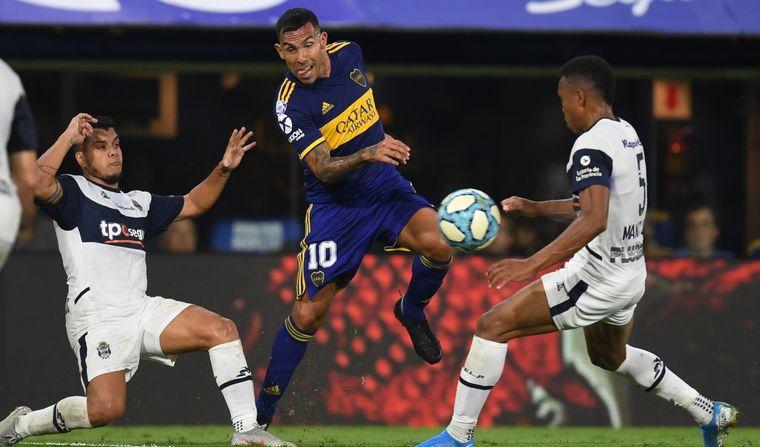 FOTO: Boca vs Gimnasia