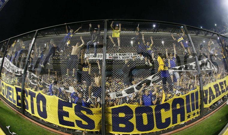 FOTO: Boca Campeón