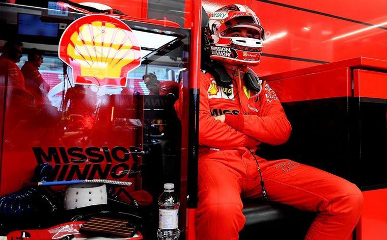 FOTO: La Ferrari SF1000 ha mejorado su desempeño en curva, aunque ha perdido en rectas