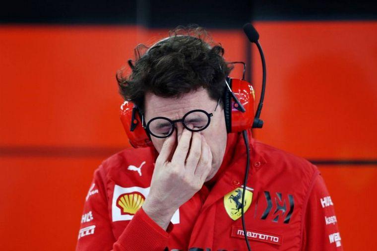 FOTO: La Ferrari SF1000 no fue tan rápida en los tests, como la SF90 en 2019