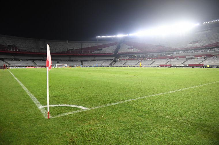 FOTO: Argentina iba a jugar en La Bombonera