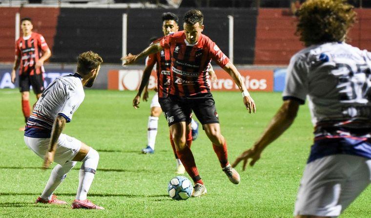 San Lorenzo extendió su racha y le ganó a Patronato - Fútbol - Cadena 3  Argentina