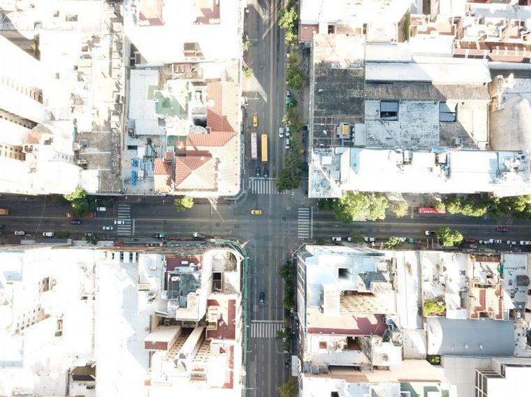 FOTO: Vista de córdoba aérea