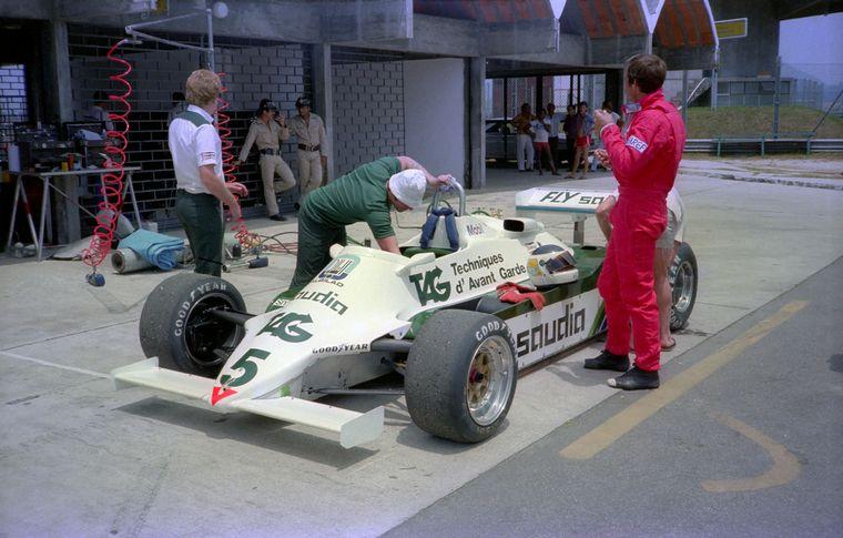 AUDIO: Reutemann mano a mano con Rony Vargas