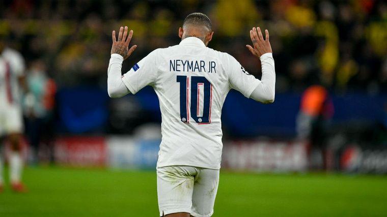 FOTO: Neymar podría regresar al Barcelona.