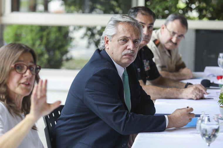 Alberto Fernández sobre los despidos en Techint: