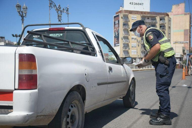 AUDIO: Más de 3.300 detenidos por violar la cuarentena en Córdoba (por Miguel Clariá)