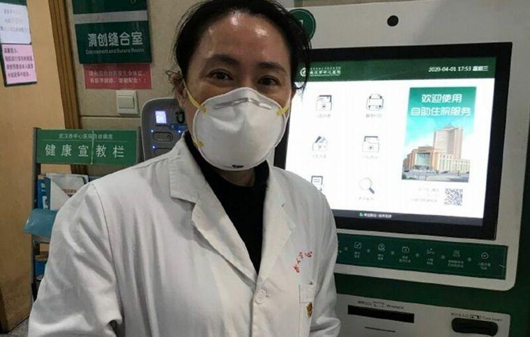 ¡Urgente! Desapareció la médica china que alertó del coronavirus
