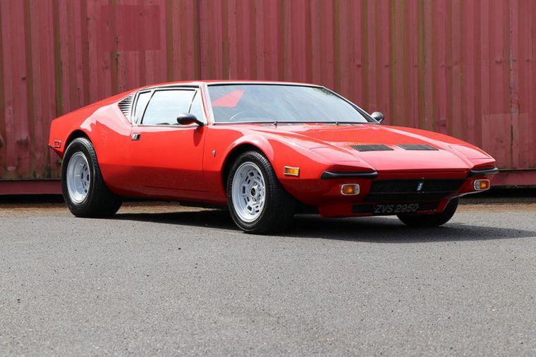 FOTO: Fue presentado con gran suceso en el Autoshow de Nueva York de 1970
