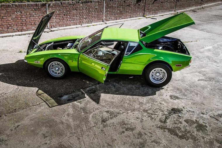 FOTO: El Pantera GT5S de 1984