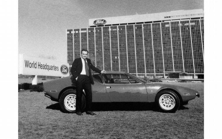 FOTO: Ford proveía el motor y el monocasco