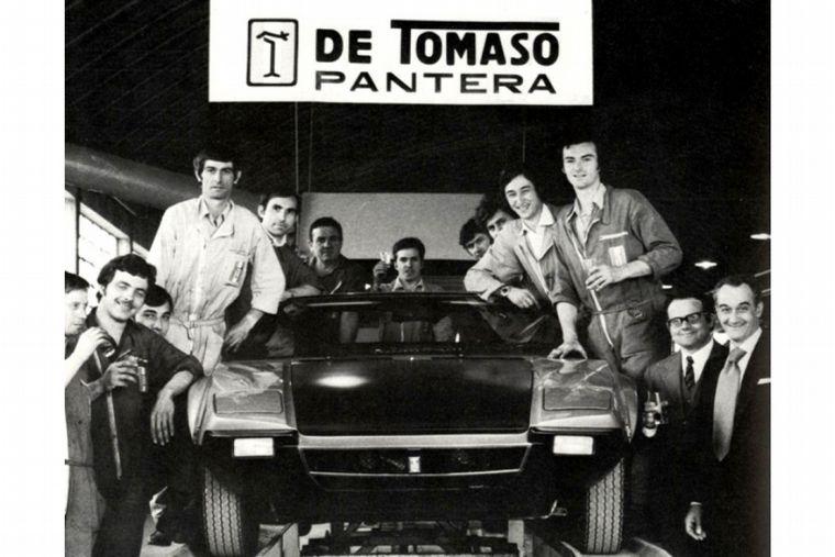 FOTO: El diseñador americano Tom Tjaarda fue el creador de las líneas del Pantera