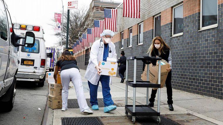 Trump lanza duras críticas a la OMS sobre coronavirus