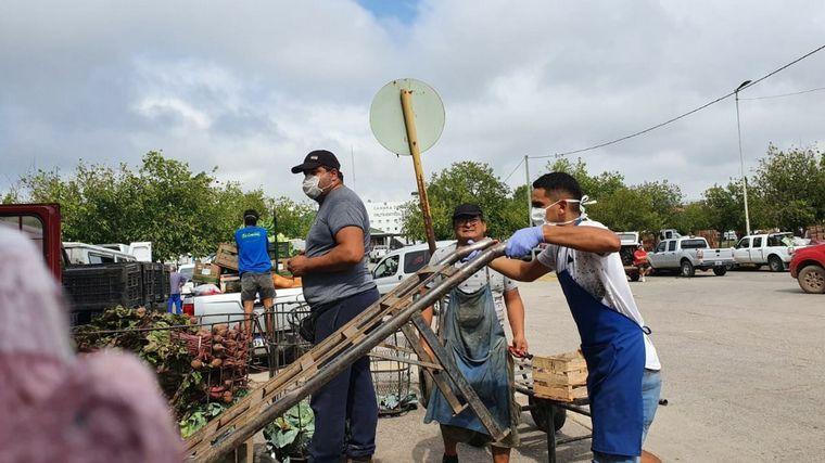 FOTO: Habrá más controles en el Mercado de Abasto.