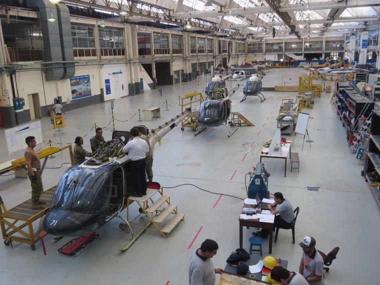 AUDIO: La presidenta de Fadea destacó un panorama positivo en producción de aviones