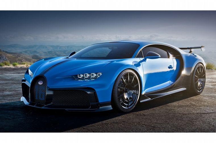 FOTO: El reloj  Bugatti Chiron Tourbillon de Jacob & Co.
