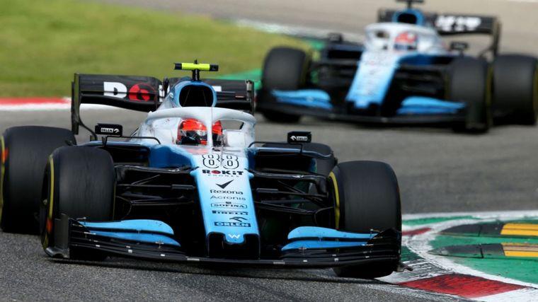 FOTO: El otro piloto de la escuadra es el ex-campeón F2 George Russell