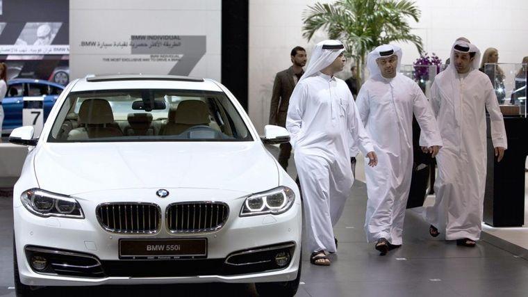 FOTO: La fuerza local tiene en su flota el BMW i8