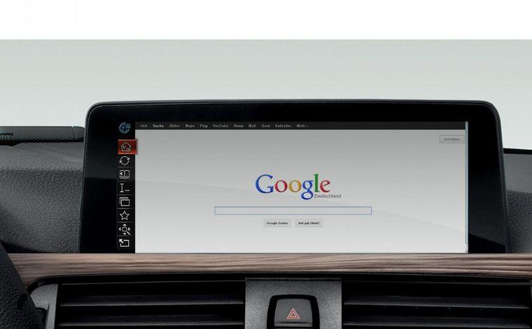 FOTO: BMW ConnectedDrive es conectividad móvil del conductor y el vehículo en todo momento