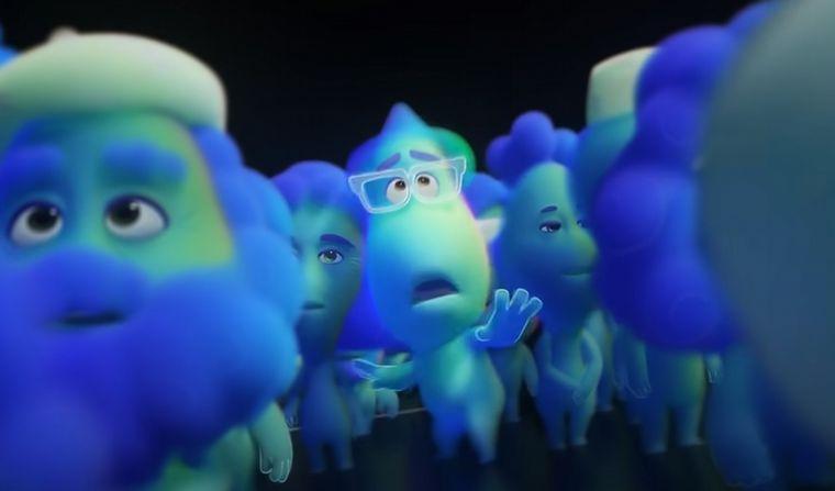 FOTO: Soul, lo nuevo de Pixar.