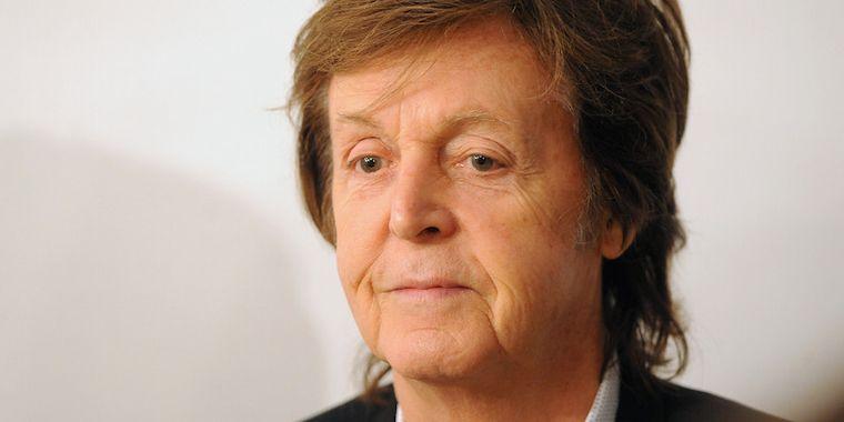 FOTO: Paul McCartney lanza un prometedor nuevo disco en solitario