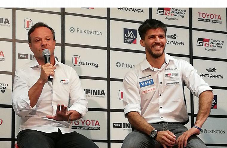 AUDIO: Rubens Barrichello, hoy en Cadena3 Argentina.