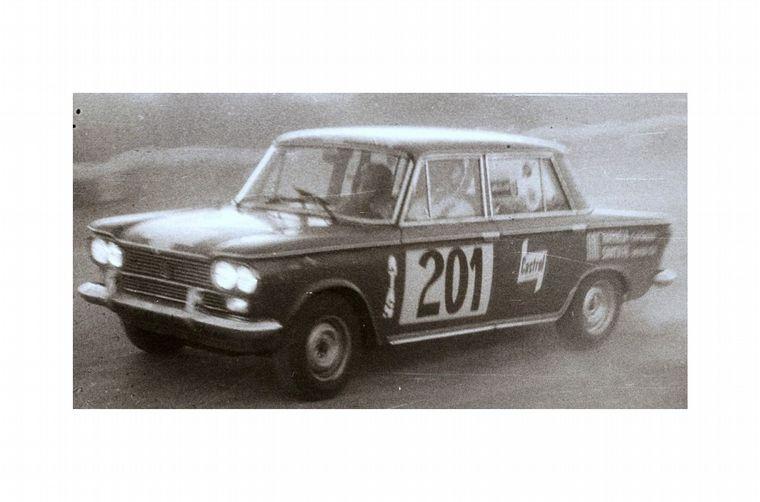 FOTO: Le faltó poquísimo para ganar el Gran Premio de 1967, rompió en la última etapa