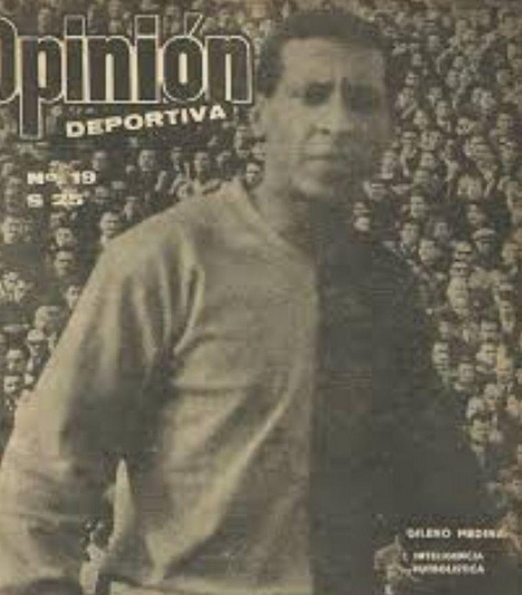 FOTO: Gisleno Medina también fue jugador de Colón.