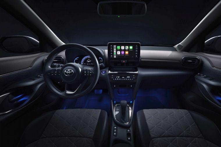 FOTO: La idea es convertir al Toyota Yaris Cross en un referente de su estrategia comercial