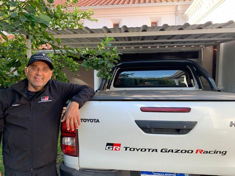 AUDIO: Raies hablando del Rally Mundial hoy en Cadena3.