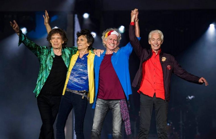 """FOTO: Los Rolling Stones reeditarán su disco """"Goats Head Soup"""""""