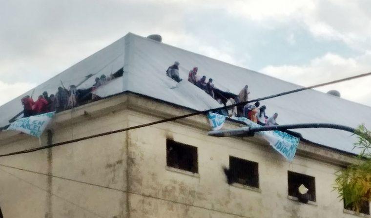 AUDIO: Protestas en las cárceles de Mendoza (por Facundo Dimaría)