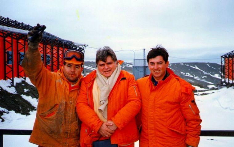 AUDIO: Cómo es la cuarentena en la Base Marambio de la Antártida