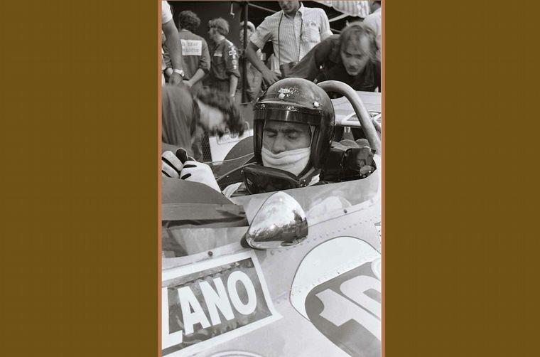 FOTO: Definió al MC7 como un auto noble que hacía todo bien y le sacó provecho, fue 3°