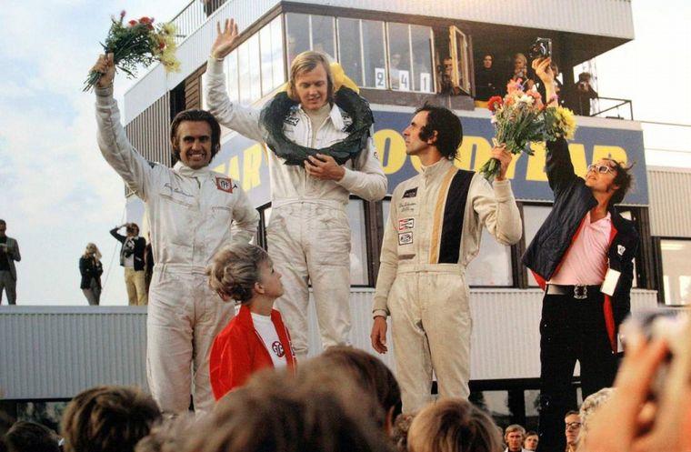 FOTO: La carrera Mantorp -3°-, Suecia, marca la recuperación