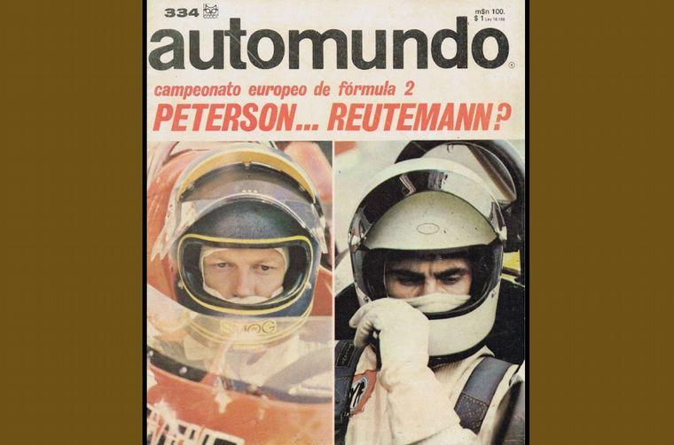 FOTO: Peterson-Reutemann, la definición se palpitaba en todo el ambiente tuerca