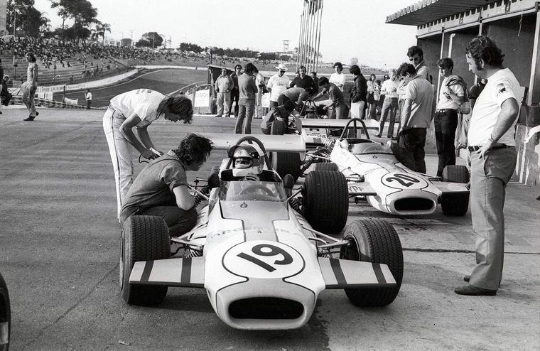 FOTO: Héctor Staffa culmina la misión que le dieron: Argentina ya tiene otro piloto de F1