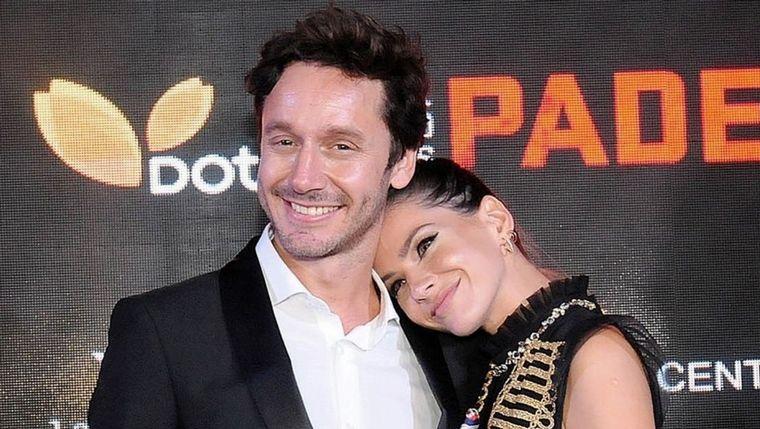 FOTO: China Suárez y Benjamín Vicuña