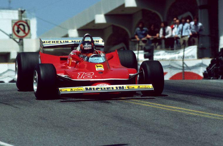 FOTO: El pequeño canadiense -1,67 cms y 56 kilos- se hizo un lugar grande en la F1