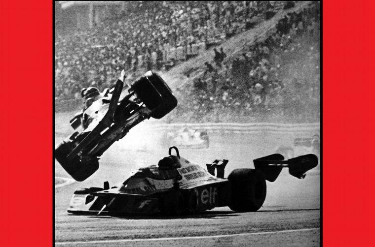 FOTO: Enzo Ferrari sentía un especial afecto por su gran piloto