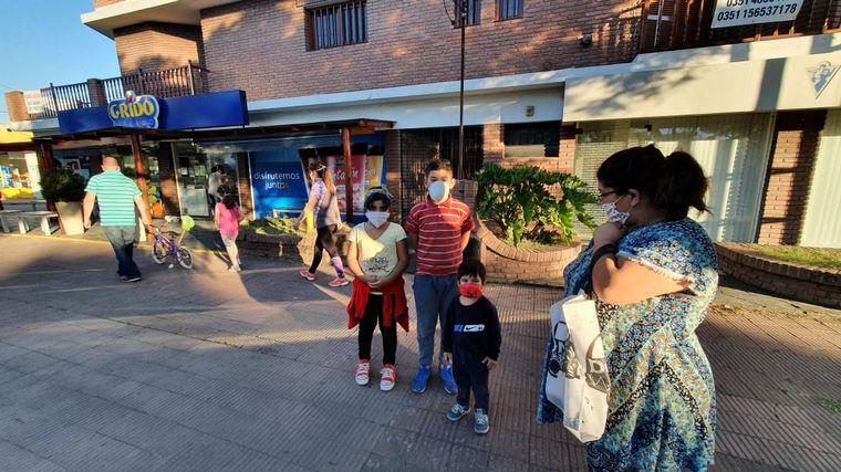 AUDIO: Exitosa primera jornada de salidas recreativas en Córdoba. (Por Agustina Vivanco)