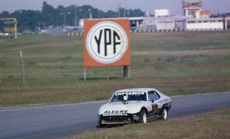 FOTO: Ricardo Iglesias (Ford Nº94), seguido de Espinoza (Chevrolet) fueron al podio.